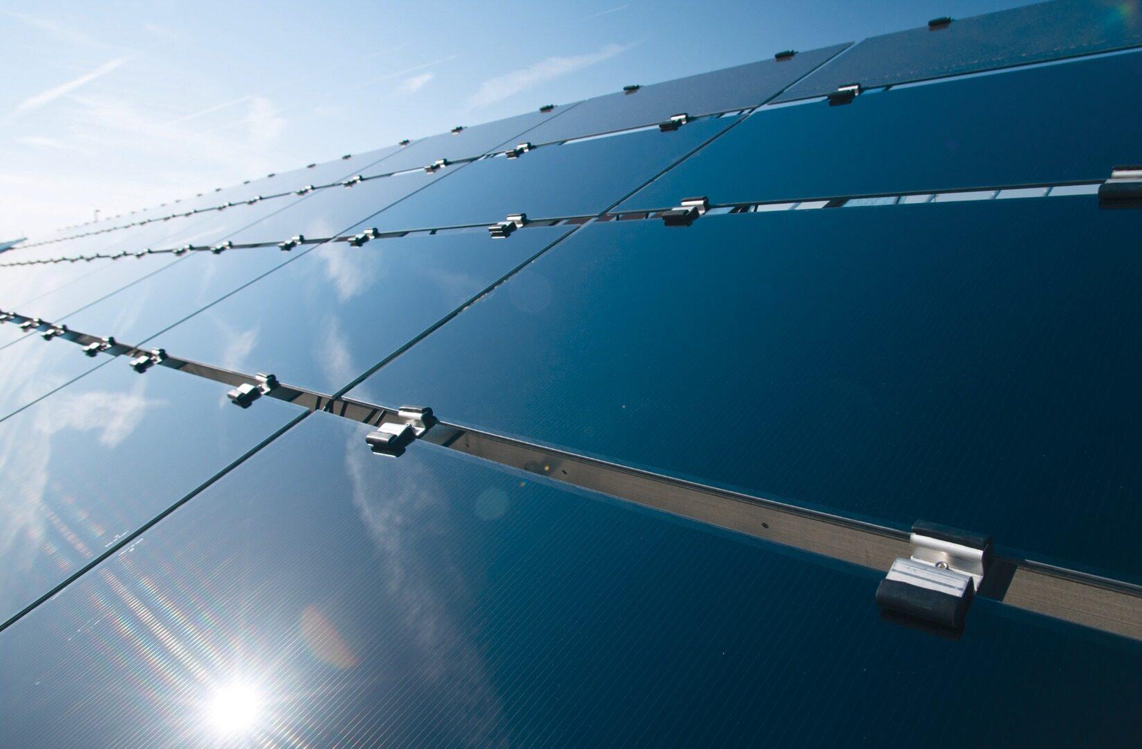 vékonyréteg napelem